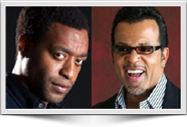 Bishop Carlton Pearson talks about his movie, and his beliefs, at 'Come Sunday' screening