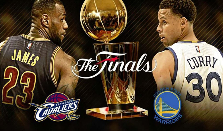 Cavs Vs. Warriors: NBA Finals
