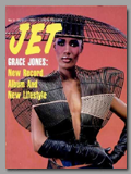 Jet Magazine - Grace Jones