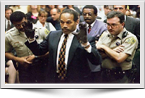 O.J. Simpson Trial Of The Century